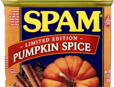 SPAM--Pumpkin Spice
