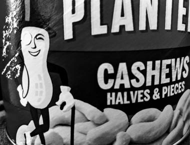 Mr. Peanut Dead