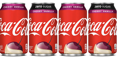 Cherry Vanilla Coke