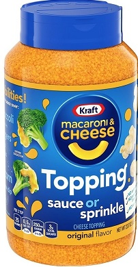 Mac and Cheese Topping