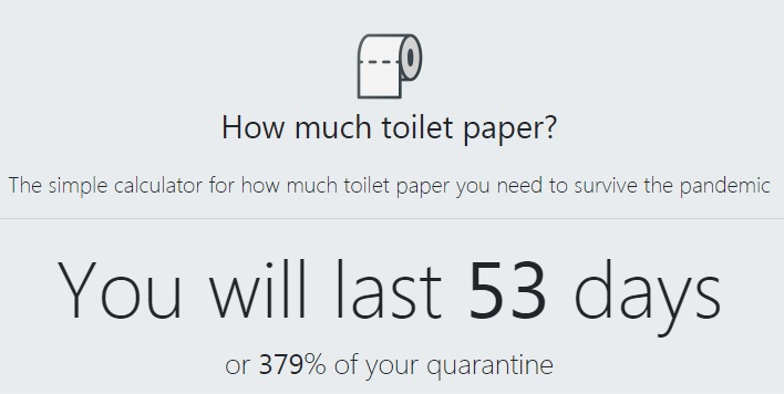 How Much TP?