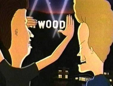 Beavis and Butt-Head Wood